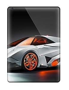 Awesome Lamborghini Egoista Concept Car Flip Case With Fashion Design For Ipad Air