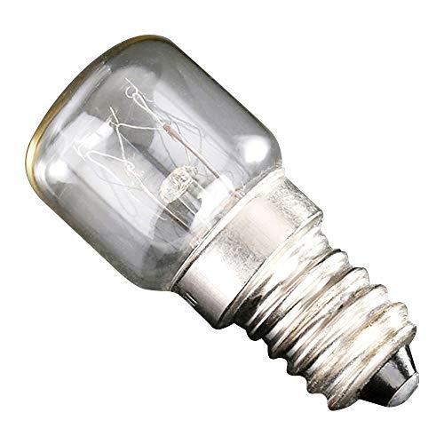 (Loriver 500°C Cooker Oven Appliance Lamp Bulb 25W 220-250v SES Base (E14))