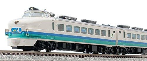 TOMIX Nゲージ 485系 上沼垂色 白鳥 基本セット A 98215 鉄道模型 電車 B01CTKVXQI