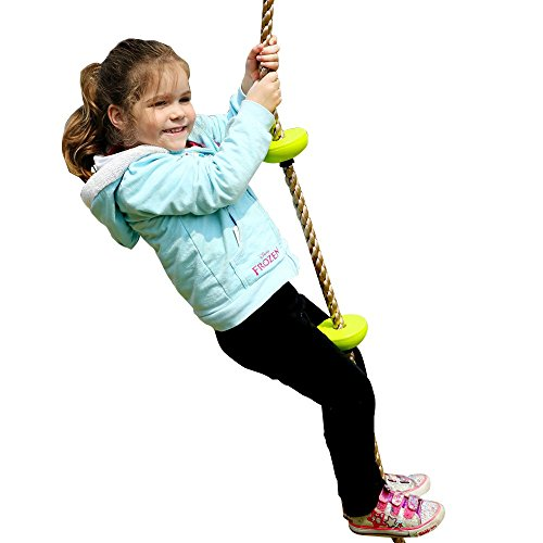 HappyPie Five Knotted Climbing Kids Green product image