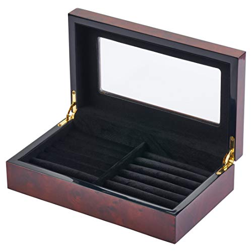 Cufflink Box for 24 Pairs