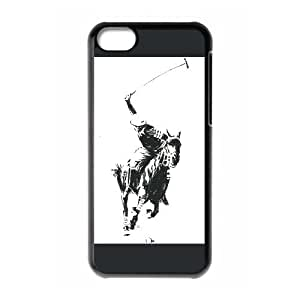 Exquisite stylish phone protection shell iPhone 5C Cell phone case for POLO LOGO pattern personality design