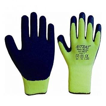 Nitras® 1603W Winter Blocker Winterhandschuhe - verschiedene Größen, Größe:08