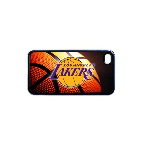 Lakers Basketball iPhone 5C PLASTIC cell phone Case / Cover Great Gift Idea Los Angeles
