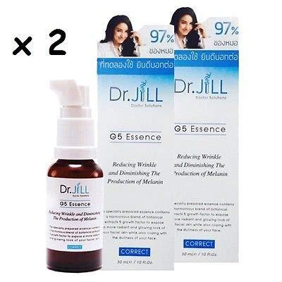 2 x 30 Ml Dr.Jill ESSENCE Culminate Serum Whitening Reduce Acne Skin Smooth Anti-Aging