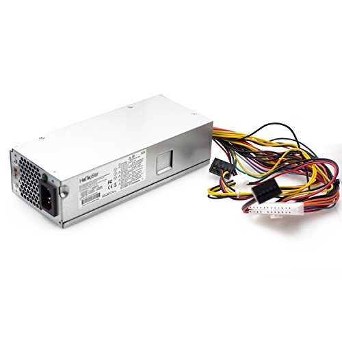 Mackertop 220W 633195-001 Power Supply Unit (PSU) Compatible with HP Pavilion Slimline S5-1024, S5-1010, S5-1020, S5-1214 and Other S5 Series; TouchSmart 310-1205la Desktop PC, FH-ZD221MGR PS-6221-9 (Power Hp Slimline Supply Pavilion)