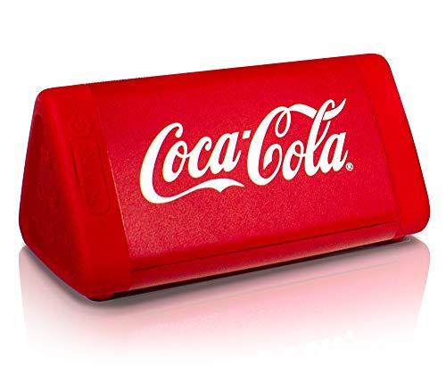 OontZ Angle 3 Coca-Cola Edition - Enhanced Stereo IPX5 Splashproof Bluetooth Speaker with AMP 10 Watts Power, Bass Radiator, 100' Wireless Range Bluetooth 4.2 from Cambridge Soundworks
