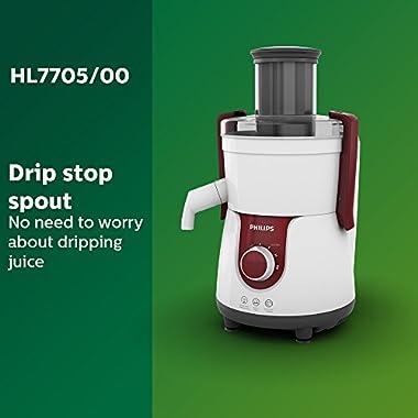 Philips Viva HL7705/00 700-Watt Juicer Mixer Grinder 11