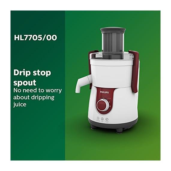 Philips Viva HL7705/00 700-Watt Juicer Mixer Grinder 4
