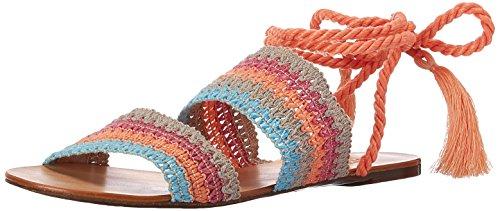 Schutz Women's Zendy Dress Sandal Multi RxLGb