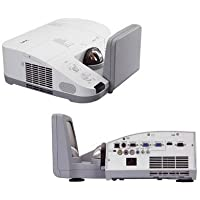 NEC U310W - DLP projector - 3D Ready - 3100 ANSI lumens - WXGA (1280 x 800) - widescreen - High Definition 720p