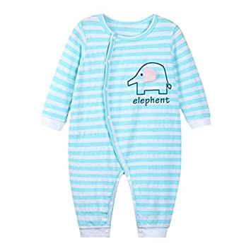 d2308b6b1 Amazon.com  Treading - Autumn Baby Rompers Christmas Baby Boy ...