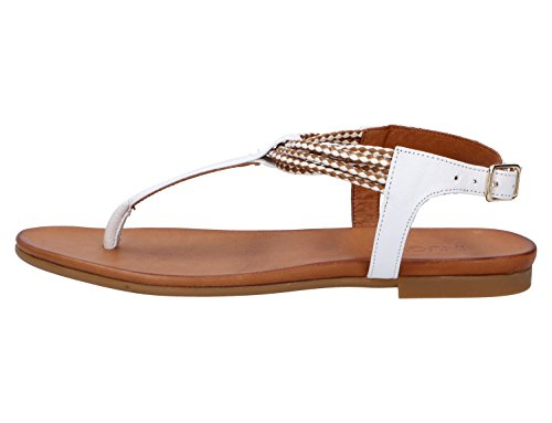 Zapatos marrones Inuovo para mujer 09zg1