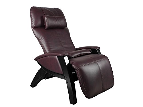 Svago Zero Gravity Recliner – Chocolate Butter Touch Bonded Leather