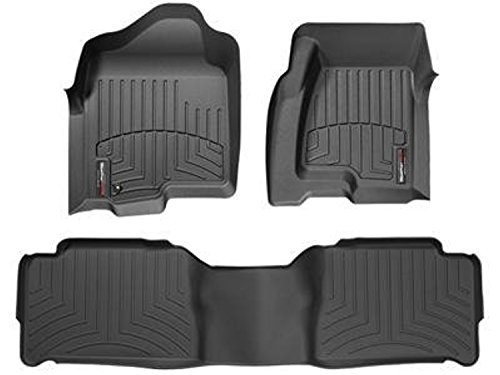 2014 ford fusion weathertech mats - 1