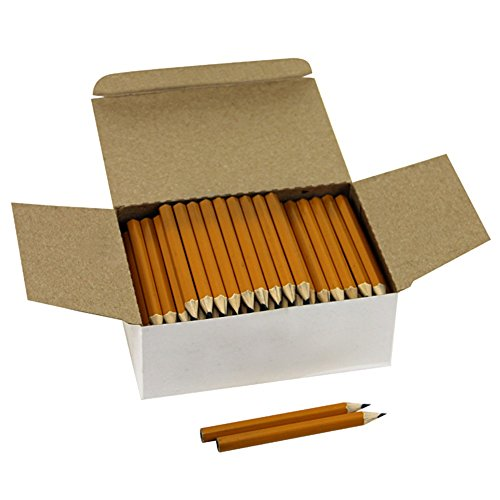 Atlas Library Pencils Yellow 144/box