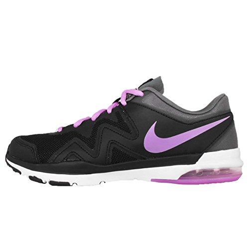Nike Wmns Air Sculpt Tr 2, Zapatillas de Gimnasia para Mujer BLACK/FUCHSIA GLOW-DRK GRY-WHT