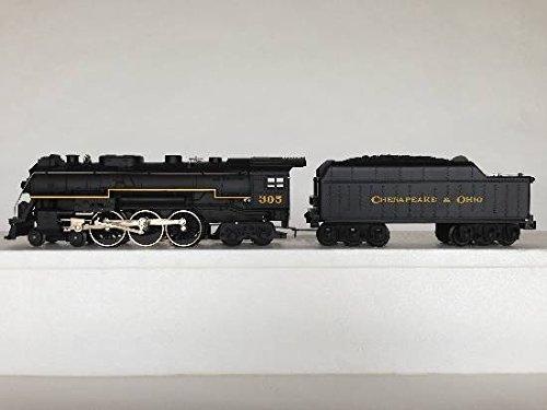 Lionel C&O 4-6-2 Hudson #305