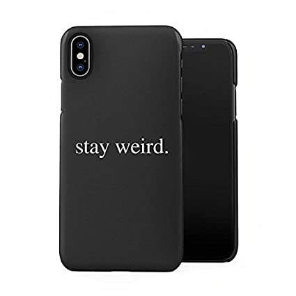 Amazon.com: Don 't touch my phone Mean Quote Negro ...