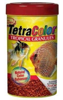 Tetra Tetracolor Tropical Granules 2.65oz -