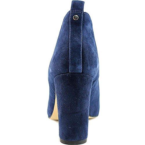 Fisher Camoscio Scuro Chiusi Scamosciata Blu Marc Punta Caviglia Moda Stivali Stivali Donne Moda Odq6vw1