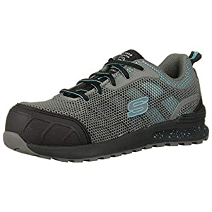 Skechers Women's Bulklin-Lyndale Industrial Shoe