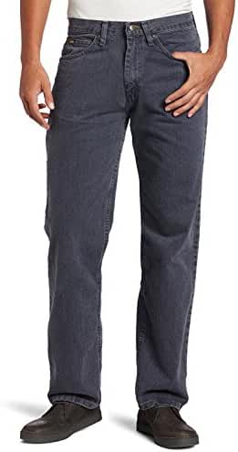 LEE Men Regular Fit Straight Leg Jean