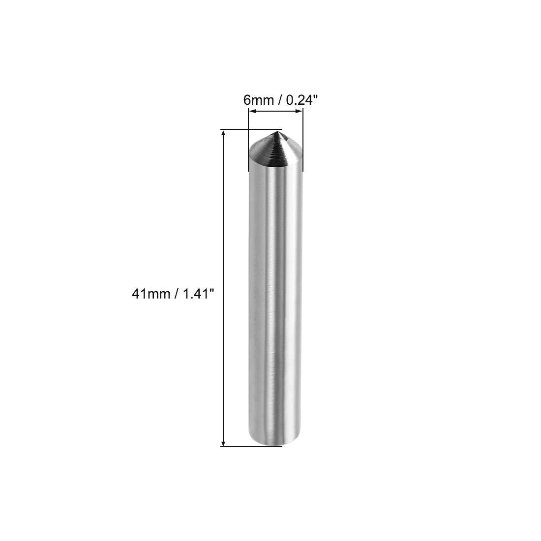 Diamond Grinding Wheel Dresser 10mm X 24mm Single Point Dressing Tool