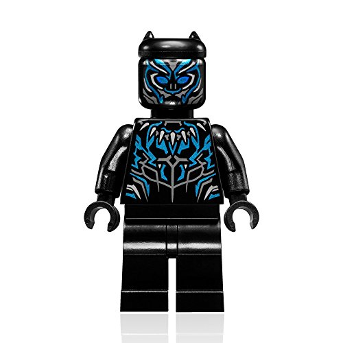 New MARVEL Minifiguren Super Heroes Wasp Black Panther Avengers Mini Figure