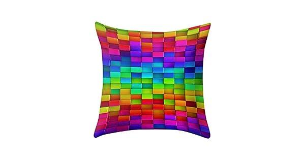 Amazon.com: Jessie Storee - Funda de almohada de poliéster ...