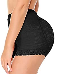 SEXYWG Butt Lifter Padded Control Panties Seamless Hip Enhancer Underwear Shaper