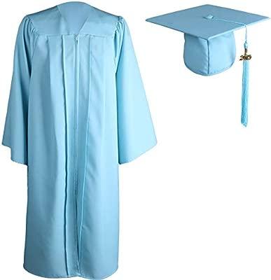 QZ Vestido de graduación, Conjunto con Borla, Conjunto 2019 ...