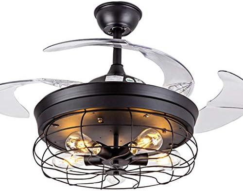 Healer 42 inch Cage Ceiling Fan