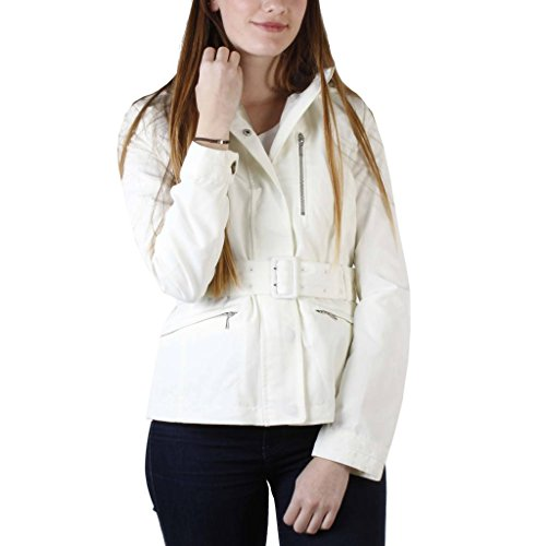 GEOX Blanco GIUBBOTTO Mujer W6220E T0351 0x016awS