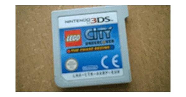 Nintendo LEGO CITY Undercover - Juego (3DS, Nintendo 3DS, Acción / Aventura, E (para todos)): Amazon.es: Videojuegos