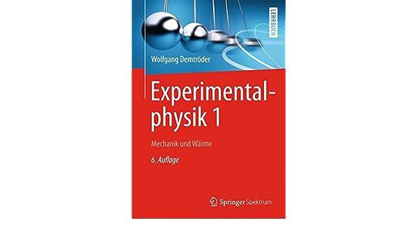 EXPERIMENTALPHYSIK 1 PDF DOWNLOAD