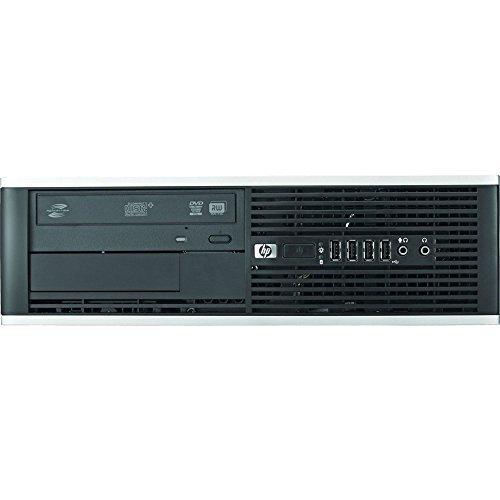 HP Compaq 6300 Pro Desktop PC - Intel Core i3-3220 3.3GHz 8GB 250GB DVD Windows 10 Pro (Certified Refurbished)