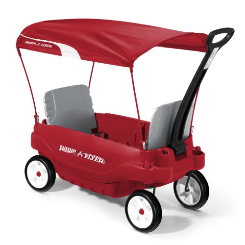 Radio Flyer Ultimate Family WagonTM