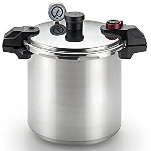 T-Fal P31052 Polished Pressure Canner
