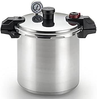 T-fal P31052 22-Quart Polished Pressure Canner and Cooker