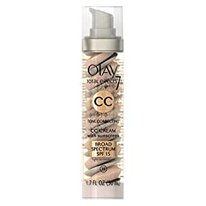 Olay CC Cream provides instant Coverage plus Correction to help maintain 7 signs of youthful skin, including even tone, diminished age spots, and smooth skin texture. open Reviews Reviews: /5().