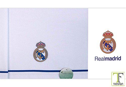 Sábana Cuna Real Madrid C.F 120x60 Bebess