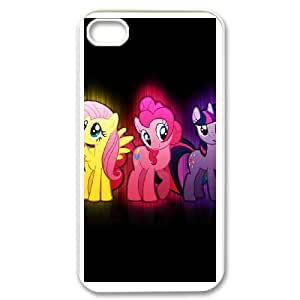 Creative Phone Case My Little Pony For iPhone 4,4S Q567397
