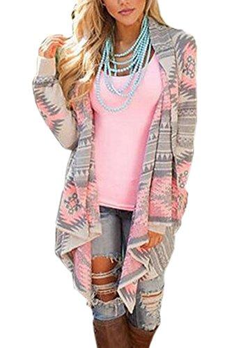 Cinder Ella Womens Boyfriend Cardigan Sweaters