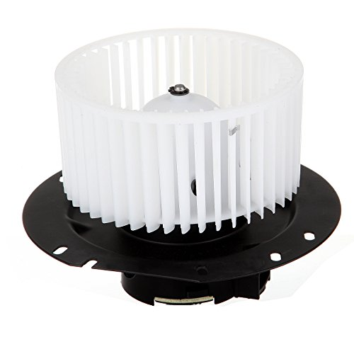 HVAC Plastic Heater Blower Motor w/Fan ABS Cage ECCPP fit for 1998-2011 Ford Ranger /2001-2005 Ford Explorer Sport Trac /1995-2001 Ford Explorer /1997-2001 Mercury Mountaineer