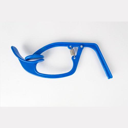 Dayspring Medical Fistula Clamp, Blue, FCD2 -B Quantity of 2