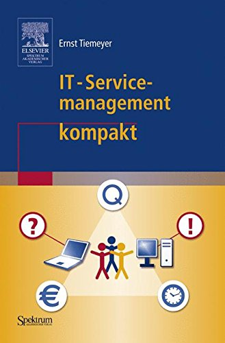 IT-Servicemanagement kompakt (IT kompakt)