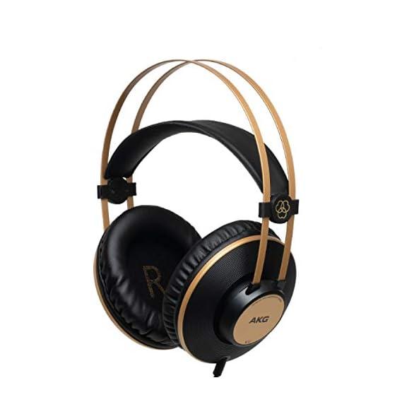 AKG Pro Audio K92 Closed-Back Headphones