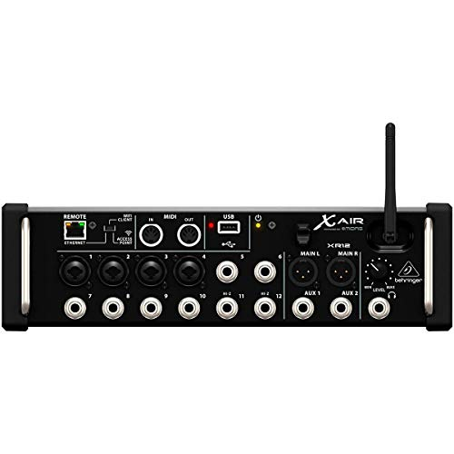 XR12 Digital Mixer (Renewed)