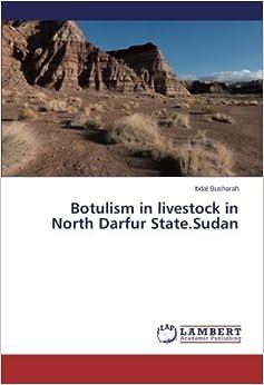 Book Botulism in livestock in North Darfur State.Sudan